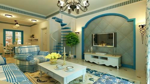 迷情地中海范儿,打造温暖家居